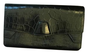 Alexander Wang Edgy Black Clutch