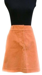 Vineyard Vines Corduroy Skirt Carrot
