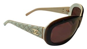 Chanel Chanel Quilted Lambskin Sunglasses 5116-Q c.501/87