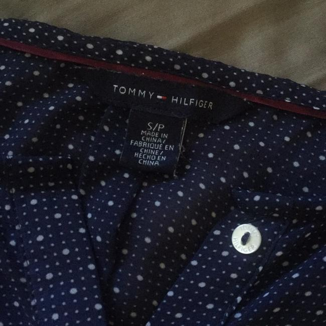 Tommy Hilfiger Top Navy