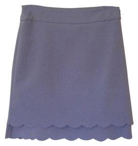 Ann Taylor LOFT Skirt Purple