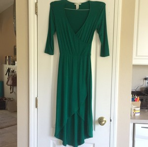 Green Maxi Dress by H&M
