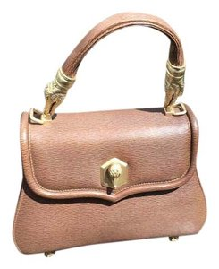 Barry Kieselstein Cord Satchel In Taupe