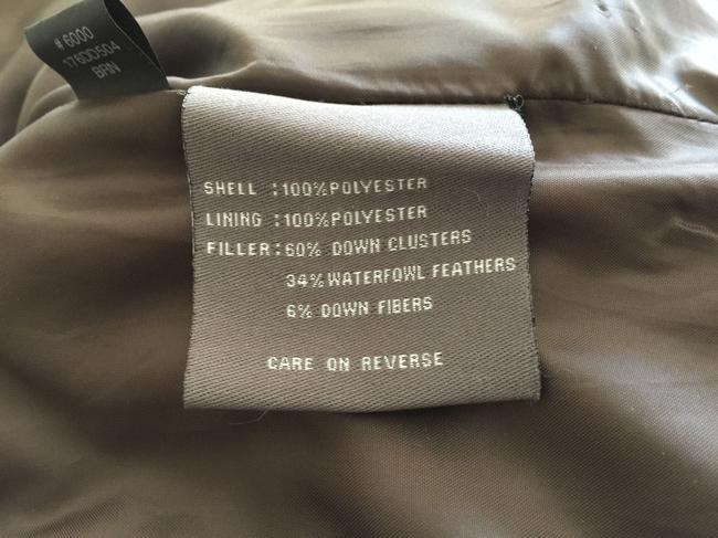 Kenneth Cole Reaction chocolate brown Jacket