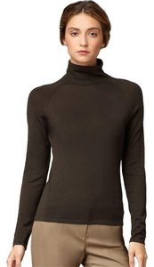 Elie Tahari Cotton Turtleneck Turtleneck Sweater