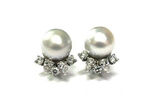 Other Timeless South See Studs with Diamonds