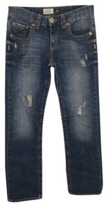 Aéropostale Boyfriend Cut Jeans-Medium Wash