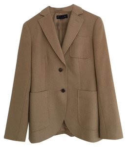Brooks Brothers camel Blazer