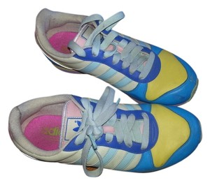 adidas Rainbow Sneaker Multi-color Athletic