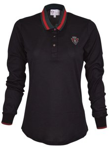 Gucci Polo Women's Polo T Shirt Black
