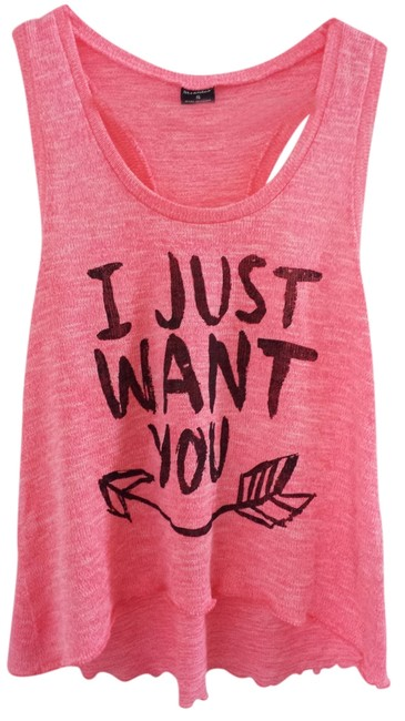Other Sleeveless Top pink
