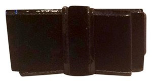 Antonio Melani Beautiful Black Velvet Statement Belt