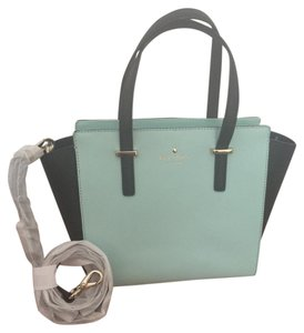 Kate Spade Satchel in Grace Blue And Black