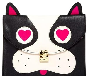 Betsey Johnson Multi Colored Clutch