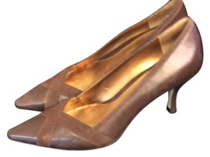 Circa Joan & David Dark Brown Pumps