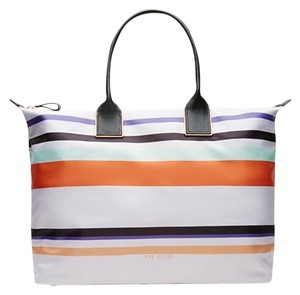 Ted Baker Nylon Siennar Tote in Lilac