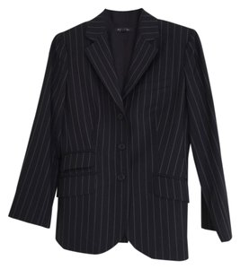 Brooks Brothers Navy pinstripe Blazer