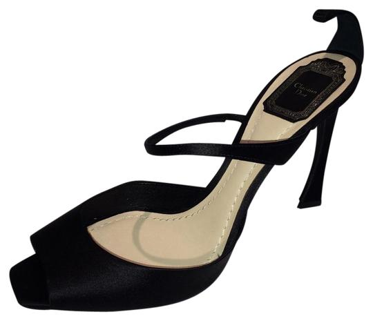 Preload https://item4.tradesy.com/images/dior-black-new-satin-leather-sandals-size-us-10-15989848-0-3.jpg?width=440&height=440
