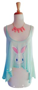 Wildfox Top Mint