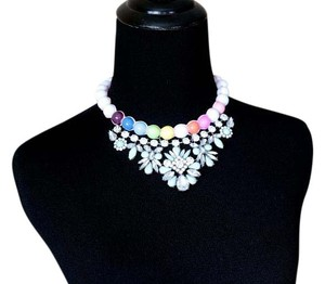 Other BRAND NEW Colorful Bubblegum Bead Gemstone Necklace