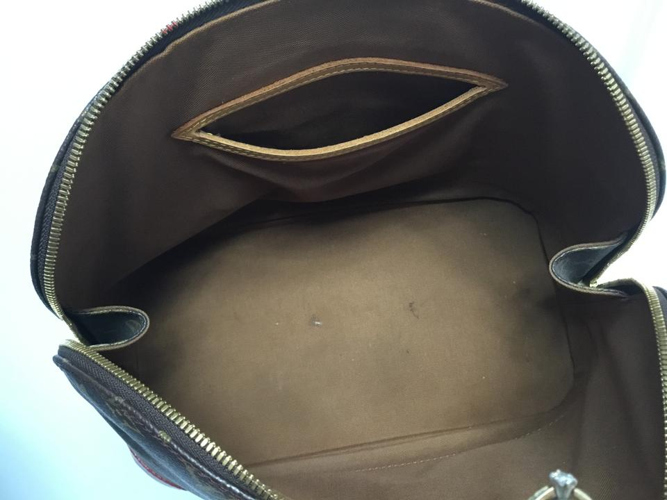 a13e75415ed8 Louis Vuitton Alma Handmade Dyed with Lock and Key Canvas Monogram Hobo Bag  - Tradesy