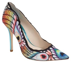 Sophia Webster Multicolored Pumps