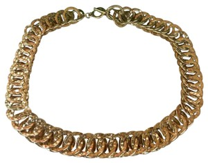 Anthropologie Anthropologie UK gold chain link necklace