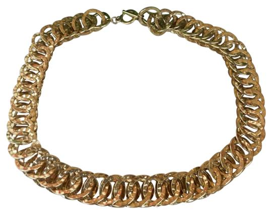 Preload https://item2.tradesy.com/images/anthropologie-gold-chain-link-necklace-15990496-0-1.jpg?width=440&height=440