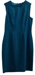 Elie Tahari Crepe Silk Dress
