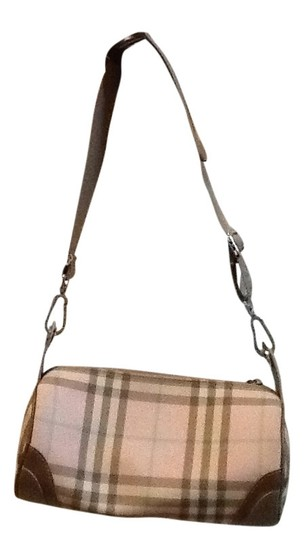 Preload https://item3.tradesy.com/images/burberry-light-pink-plaid-satchel-159912-0-0.jpg?width=440&height=440