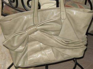 Big Buddha Tote in Olive Green