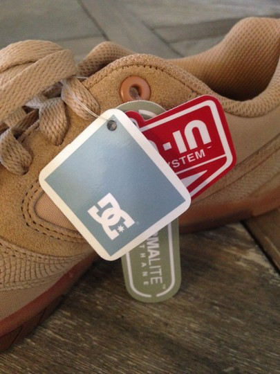 DC Shoes Camel Athletic