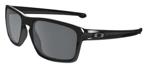 Oakley Oakley OO9262-04 Silver Polished Black/Black Iridium Sunglasses