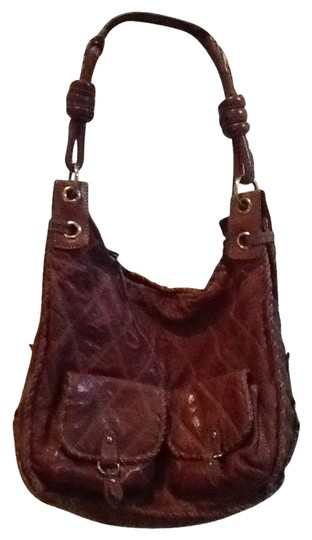 Preload https://item4.tradesy.com/images/isabella-fiore-brown-super-soft-leather-shoulder-bag-159928-0-0.jpg?width=440&height=440