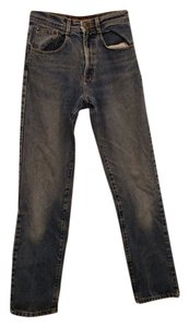 Structure Skinny Jeans-Medium Wash