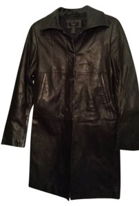 Frenchi Lambskin Leather black Leather Jacket