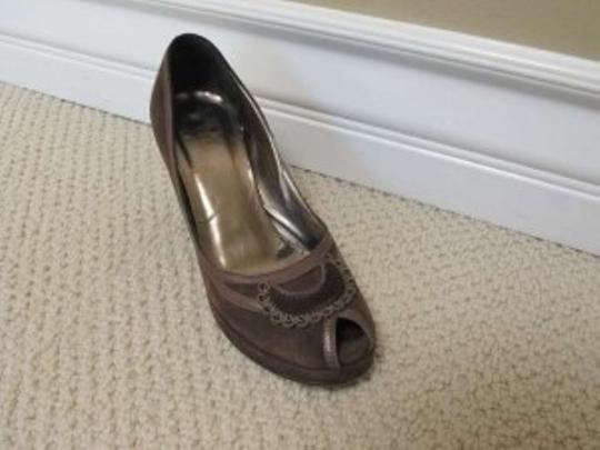 Other Chocolate Brown Wedges