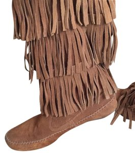 LC Lauren Conrad Brown Boots