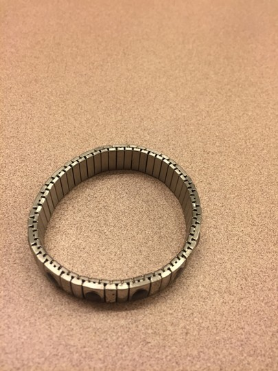 Steel By Design from QVC Stainless Steel Stretch Bangle