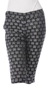 Gucci Capris Black White