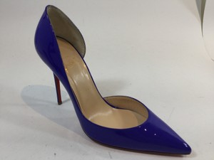 Christian Louboutin Iriza Blue Pervenche So Kate Eclipse Pumps