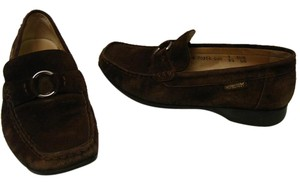 Mephisto brown Flats