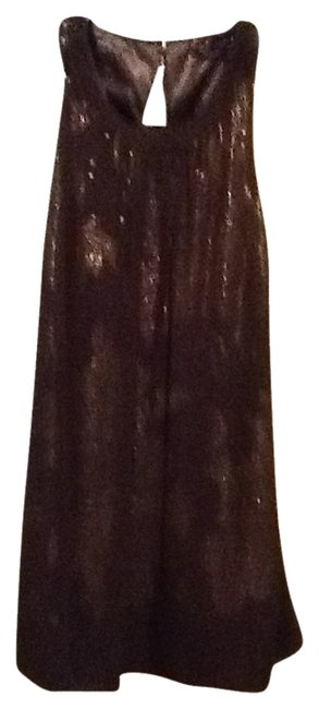 Preload https://item5.tradesy.com/images/bcbgmaxazria-browngold-knee-length-cocktail-dress-size-10-m-159959-0-0.jpg?width=400&height=650