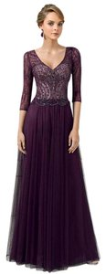 VM Collection Mori Lee MGNY by Madeline Gardner Evening Social Dress