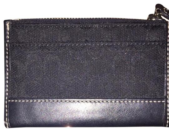 Coach Coach Wallet With Keychain