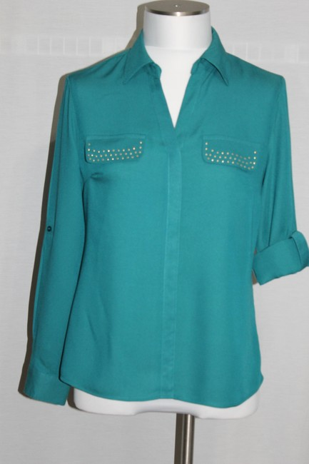 other Top Teal
