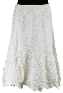 Tracy Reese 6bu2g3 Ivory Skirt