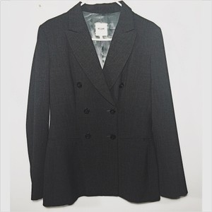 Moschino Dark grey / slate Blazer