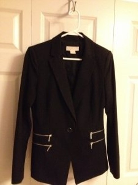 Michael Kors Updated Classic black Blazer