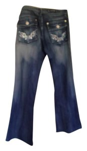 Rock & Republic Boot Cut Jeans-Acid